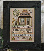 Mercantile, The - Cross Stitch Pattern