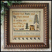 Tall Pines - Cross Stitch Pattern