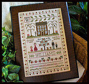 Family Sampler, The - Cross Stitch Pattern