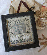 Swan Lake - Anniversaries of the Heart 7 - Cross Stitch