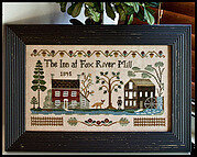 Inn at Fox River Mill - Cross Stitch Pattern