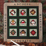 Christmas Favorites - Cross Stitch Pattern