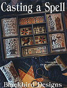Casting a Spell - Cross Stitch Pattern