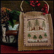 Winter Forest - Cross Stitch Pattern