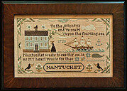 Old Nantucket - Cross Stitch Pattern