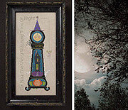 Witching Time 317 - Cross Stitch Pattern