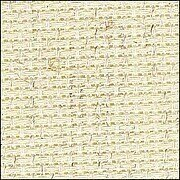 "14 Count Fiddlers Oatmeal Cloth 15""x18"""