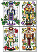 Nutcracker Seasons - Cross Stitch Pattern