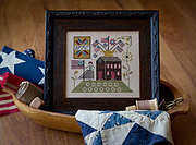 Betsy's House - Cross Stitch Pattern