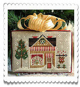 Sweet Shop - Cross Stitch Pattern
