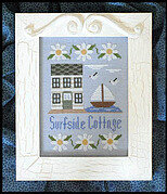 Surfside Cottage - Cross Stitch Pattern
