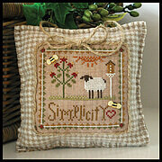 Simplicity (Little Sheep Virtues) - Cross Stitch Pattern