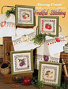 Fruitful Stitching - Cross Stitch Pattern