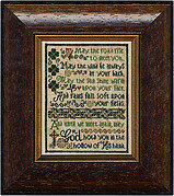 Olde Irish Blessing - Cross Stitch Pattern