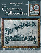 Christmas Silhouettes - Cross Stitch Pattern