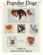 Popular Dogs Volume 6 - Cross Stitch Pattern