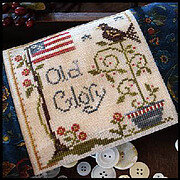 Old Glory - Cross Stitch Pattern