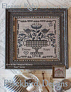 Eleanor Rigby - Cross Stitch Pattern