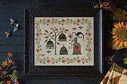 Harvest Keeper - Cross Stitch Pattern