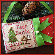 Dear Santa (Classic Collection) - Cross Stitch Pattern