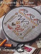 Fragments in Time 4 - Cross Stitch Pattern
