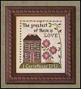 First Corinthians - Cross Stitch Pattern
