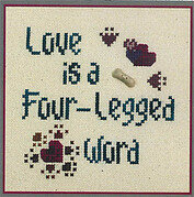 Pet's Love - Cross Stitch Pattern