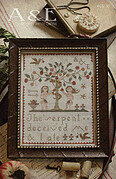 A & E - Cross Stitch Pattern