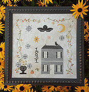 Autumn 1831 - Cross Stitch Pattern