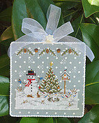 Frosty Weather - Cross Stitch Pattern