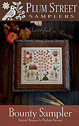 Bounty Sampler - Cross Stitch Pattern