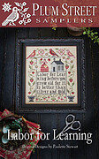 Labor for Learning - Cross Stitch Pattern