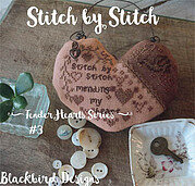 Stitch By Stitch (Tender Heart Series 3)