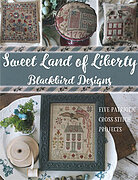 Sweet Land of Liberty (Reprint) - Cross Stitch Pattern