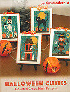 Halloween Cuties - Cross Stitch Pattern