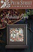 Autumn Ewe - Cross Stitch Pattern