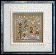 Snow and Ice - Cross Stitch Pattern