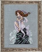 Andromeda - Cross Stitch Pattern