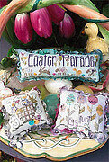 Easter Trifles - Cross Stitch Pattern