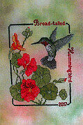 Broad-Tailed Hummingbird (2017 Commemorative)