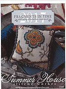 Fragments in Time 2017 - Number 6 - Cross Stitch Pattern