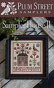 Sampler House II - Cross Stitch Pattern