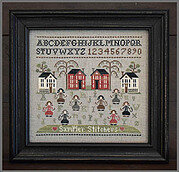 Sampler Stitchers - Cross Stitch Pattern