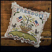 Freedom - Early American Series - Cross Stitch Pattern