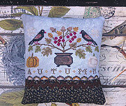 Seasons - Autumn - Cross Stitch Pattern