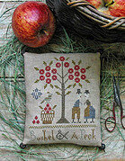 Bushel & a Peck - Cross Stitch Pattern
