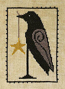 Starring Russell Crow - Cross Stitch Pattern