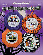 Halloween Ornaments VI - Cross Stitch Pattern