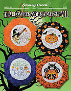 Halloween Ornaments VII - Cross Stitch Pattern