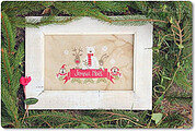 Christmas in the Forest - Cross Stitch Pattern